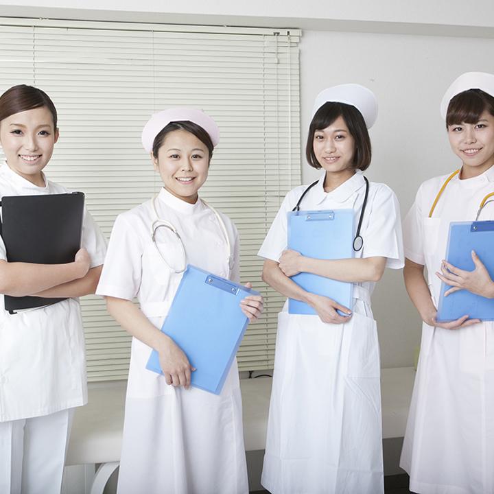 看護師になるまでの過程